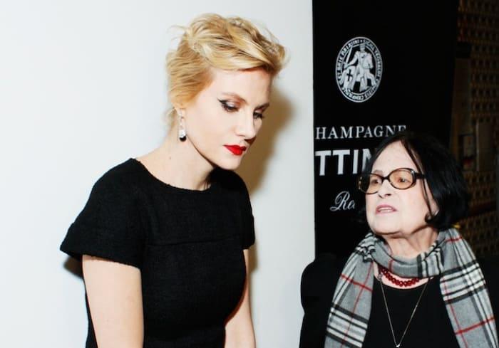 Рената Литвинова и Кира Муратова | Фото: textinthepiter.livejournal.com