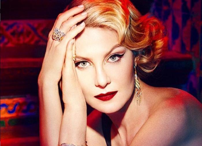 Одна из самых ярких, стильных, загадочных и экстравагантных актрис | Фото: fb.ru