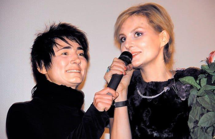 Земфира и Рената Литвинова | Фото: interesnyefakty.org