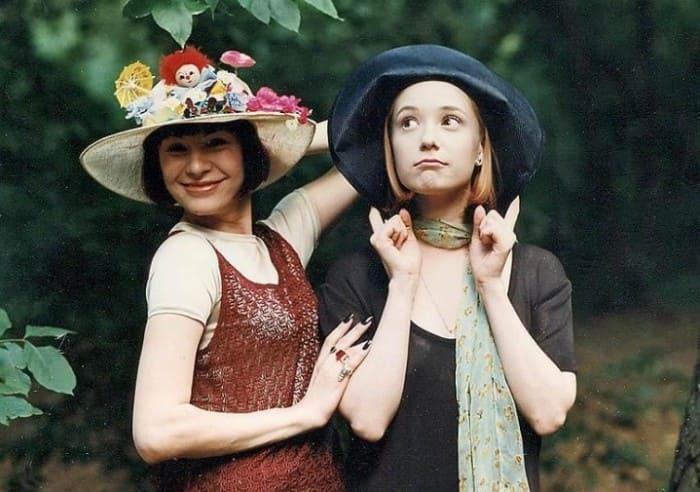 Кадр из фильма *Страна глухих*, 1998 | Фото: textinthepiter.livejournal.com