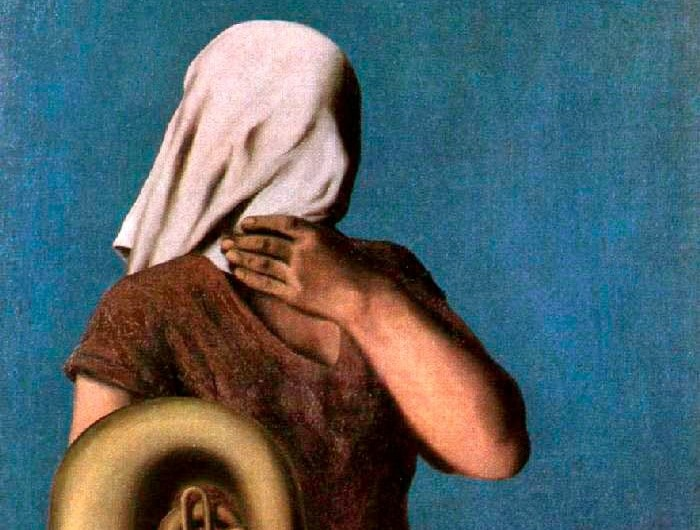 Рене Магритт. Суть дела, 1928. Фрагмент | Фото: gamestudies.ru