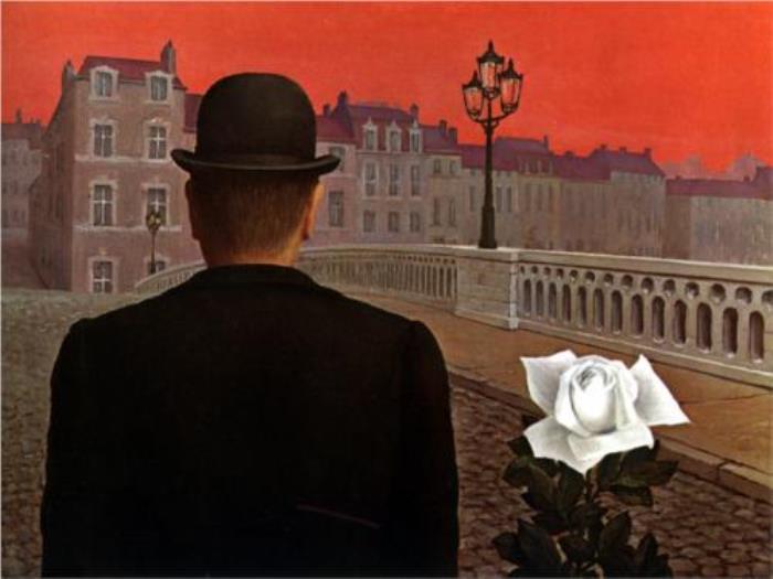 Рене Магритт. Ящик Пандоры, 1951. Фото: Интернет