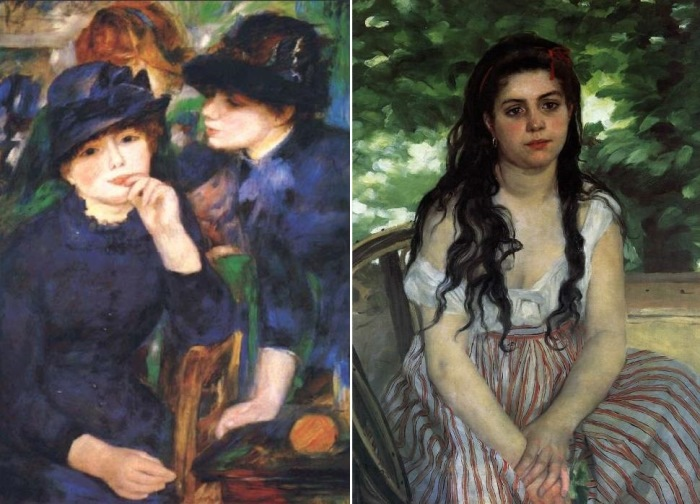����� ������. ����� � *������� � ������*, 1880-1882. ������ � *����* (*�������-�������*), 1868
