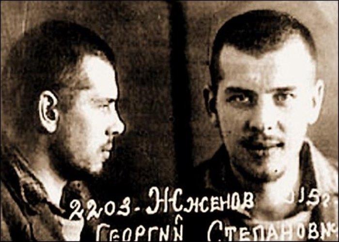 Народный артист СССР Георгий Жженов
