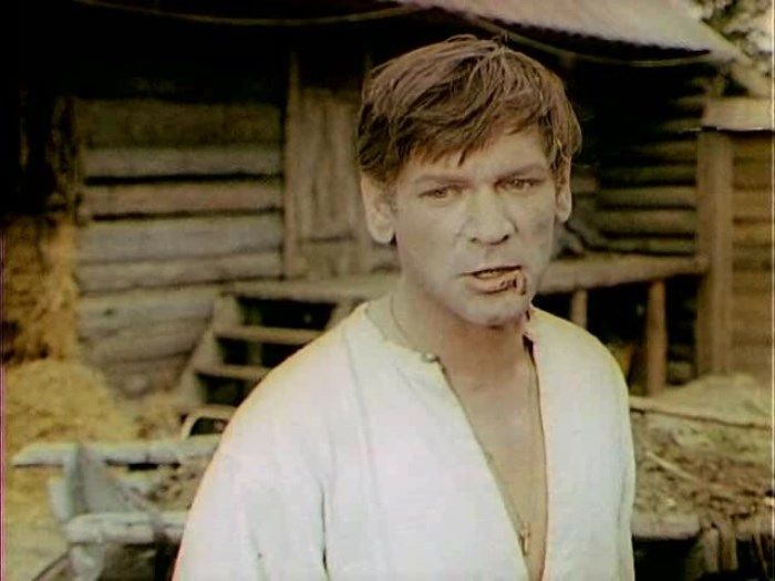 Петр Вельяминов в фильме *Тени исчезают в полдень*, 1973