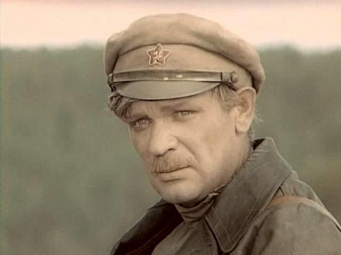 Петр Вельяминов в фильме *Вечный зов*, 1973-1983