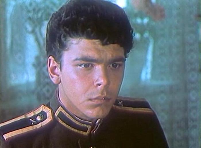 Алексей Никульников в фильме *Цыган*, 1979   Фото: kino-teatr.ru