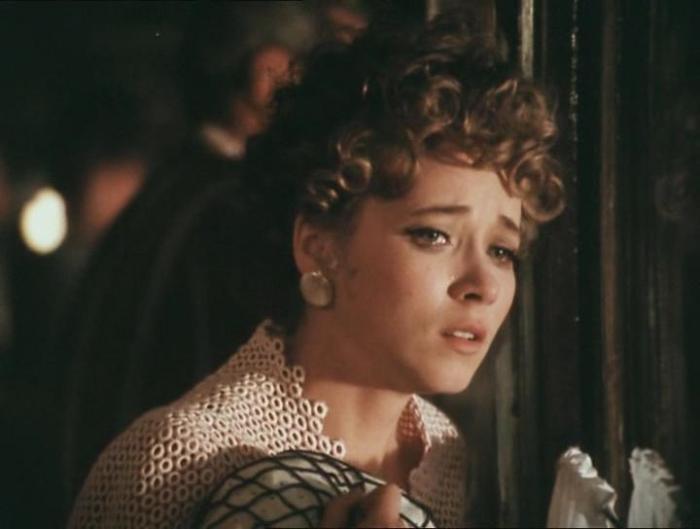 Ольга Жулина в фильме *Возвращение Будулая*, 1985 | Фото: kino-teatr.ru
