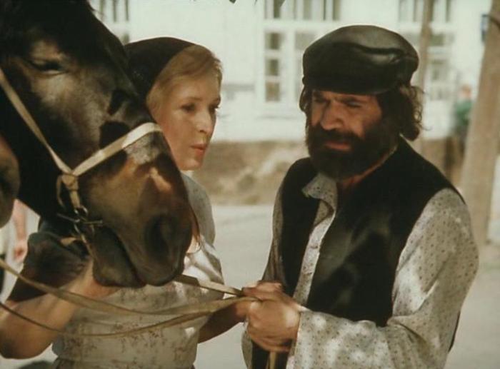 Рудик Овсепян в фильме *Возвращение Будулая*, 1985   Фото: kino-teatr.ru