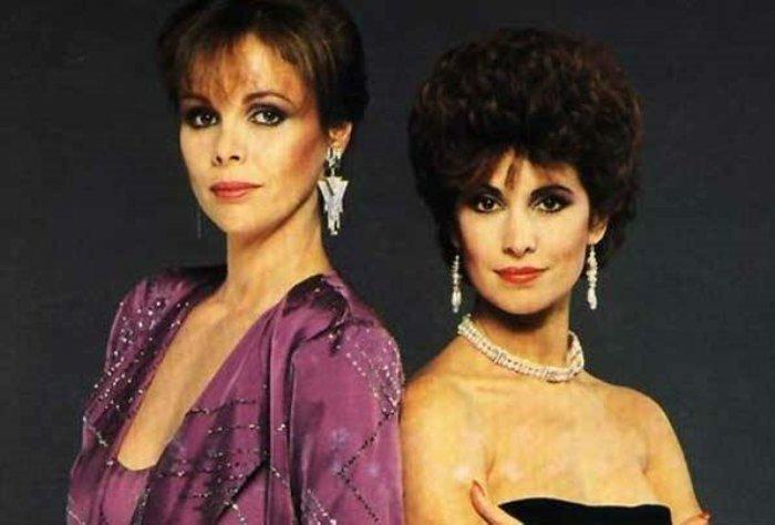 Главные героини сериала *Возвращение в Эдем-2*, 1986 | Фото: mirtesen.ru