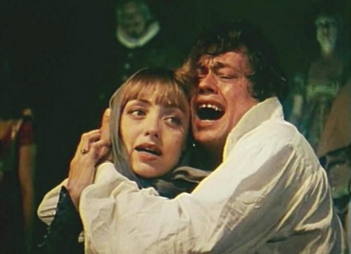 Рок-опера *Юнона и Авось*. Кадр из телеверсии спектакля, 1983 | Фото: funik.ru