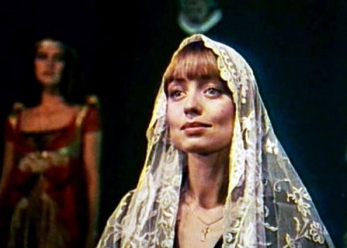 Елена Шанина в роли Кончиты, рок-опера *Юнона и Авось*, 1983 | Фото: kino-teatr.ru