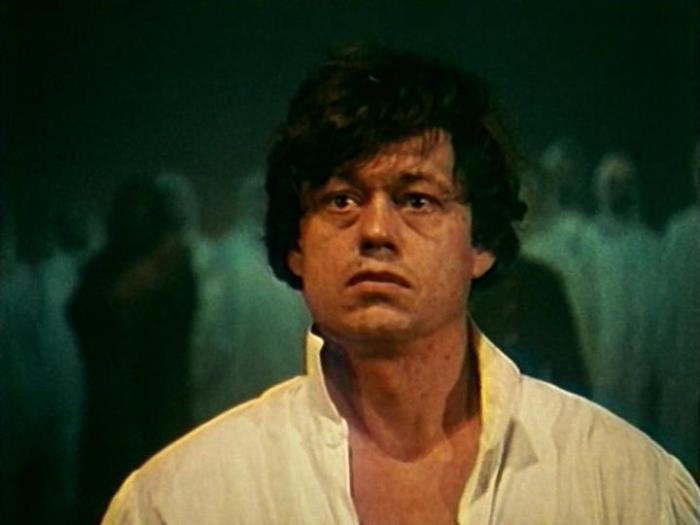 Николай Караченцов в роли Резанова, рок-опера *Юнона и Авось*, 1983 | Фото: kino-teatr.ru