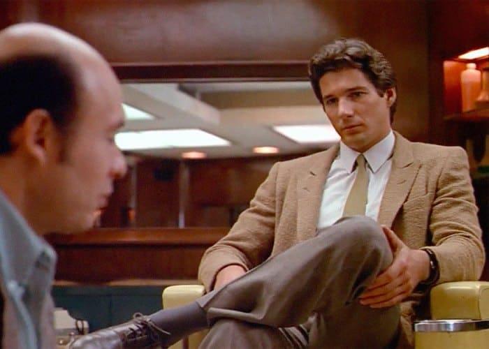 Ричард Гир в фильме *Американский жиголо*, 1980 | Фото: esquire.ru