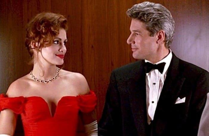 Джулия Робертс и Ричард Гир в фильме *Красотка*, 1990 | Фото: kino-teatr.ru