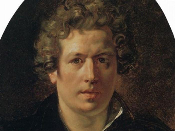 К. Брюллов. Автопортрет, ок. 1833. Фрагмент | Фото: gallerix.ru