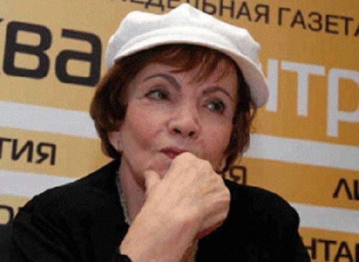 Римма Казакова | Фото: rimma-kazakova.ru