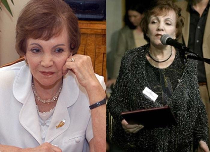 Знаменитая поэтесса, автор многих популярных песен | Фото: liveinternet.ru
