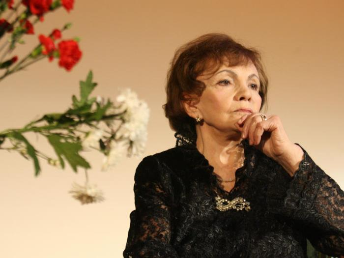Одна из самых известных поэтесс второй половины ХХ в. | Фото: rimma-kazakova.ru