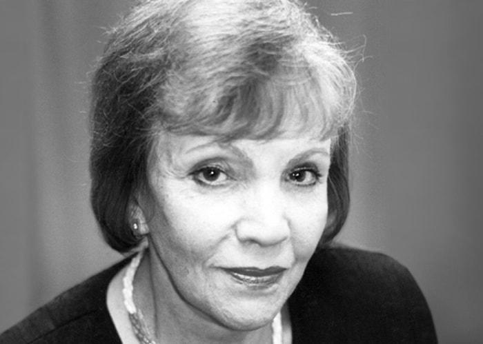 Одна из самых известных поэтесс второй половины ХХ в. | Фото: literratura.org