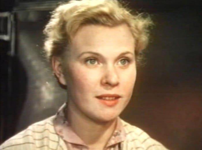 Римма Шорохова в фильме *Жених с того света*, 1958 | Фото: kino-teatr.ru