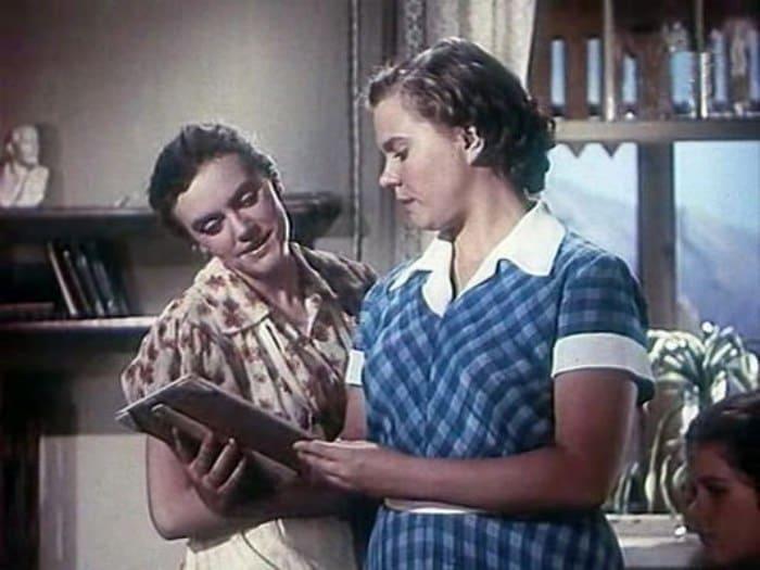 Кадр из фильма *Застава в горах*, 1953 | Фото: kino-teatr.ru