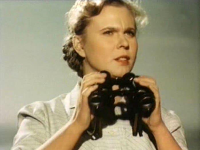 Римма Шорохова в фильме *Случай в тайге*, 1953 | Фото: kino-teatr.ru
