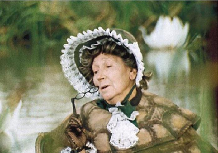 Рина Зеленая в фильме *Приключения Буратино*, 1975 | Фото: kino-teatr.ru