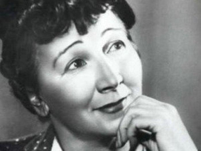 Народная артистка РСФСР Рина Зеленая | Фото: kino-teatr.ru
