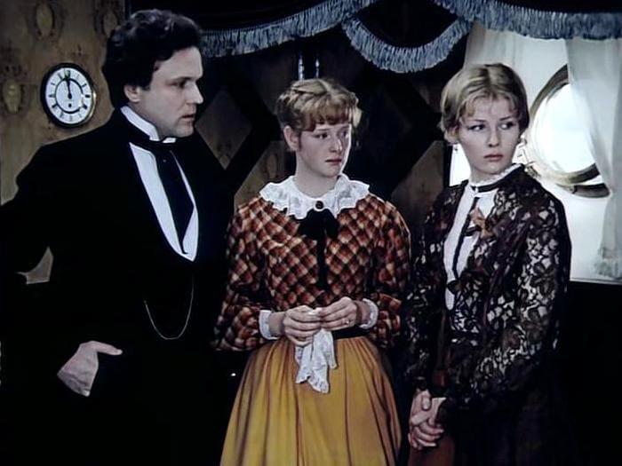 Кадр из фильма *В поисках капитана Гранта*, 1985 | Фото: kinoistoria.ru