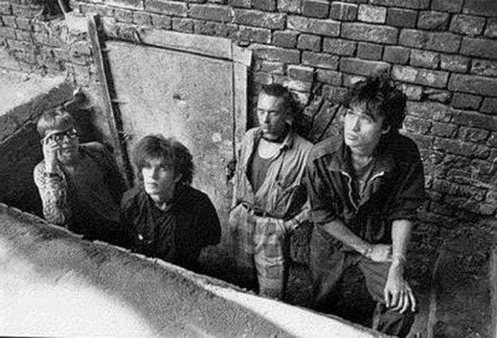Легендарная рок-группа 1980-х | Фото: kinomannia.ru