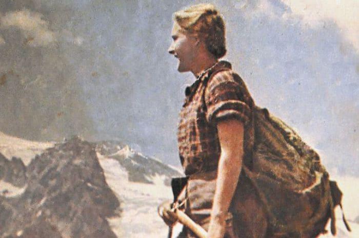 Альпинистка Мария Готовцева | Фото: aif.ru