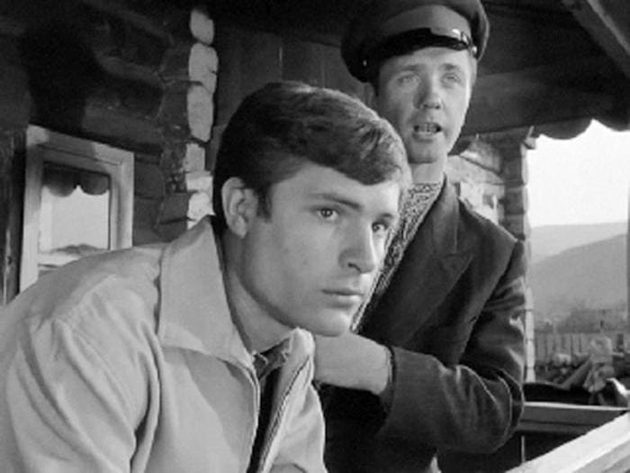 Родион Нахапетов в фильме *Живет такой парень*, 1964 | Фото: kino-teatr.ru