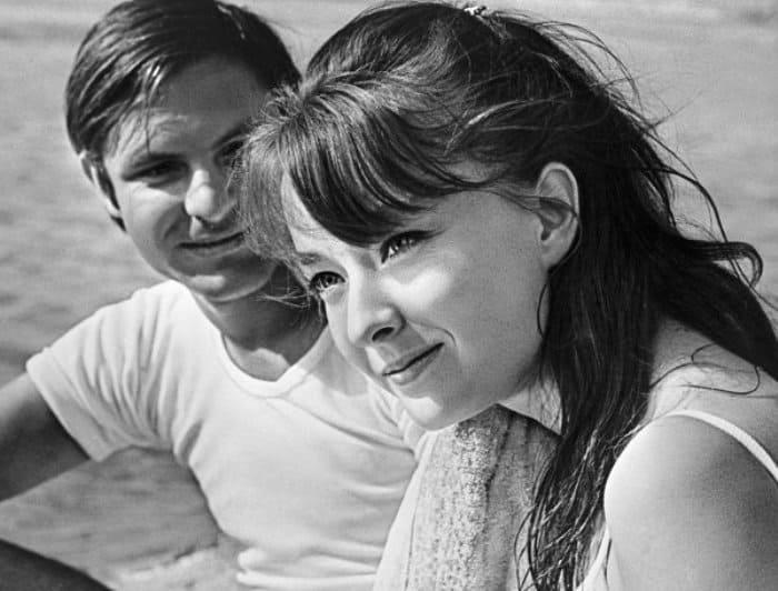 Родион Нахапетов и Анастасия Вертинская в фильме *Влюбленные*, 1969 | Фото: kino-teatr.ru