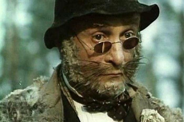 Ролан Быков в роли Кота Базилио, 1975 | Фото: uznayvse.ru