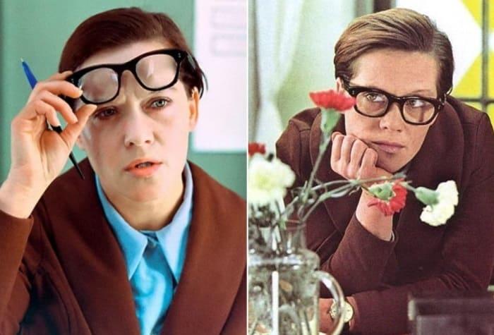 Кадры из фильма *Служебный роман*, 1977   Фото: bigpicture.ru и whatzup.com.ua