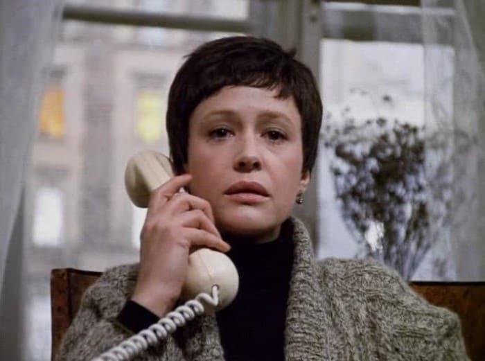 Марина Неелова в фильме *Осенний марафон*, 1979   Фото: cineast.com.ua