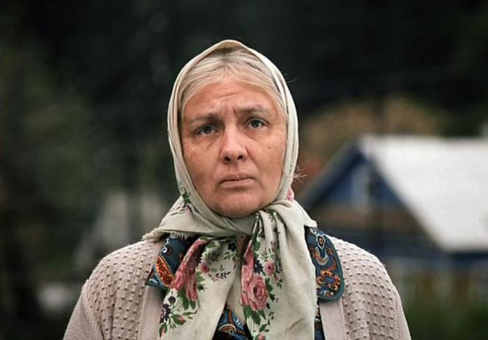 Наталья Тенякова в фильме *Любовь и голуби*, 1982   Фото: goodhouse.ru