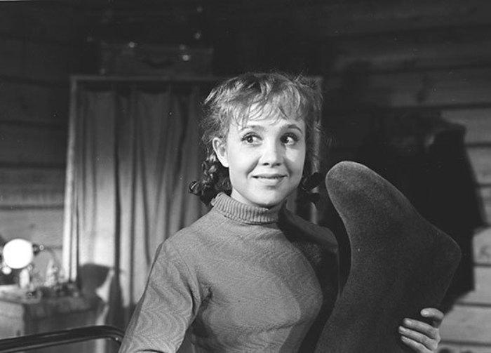 Надежда Румянцева в фильме *Девчата*, 1961   Фото: pikabu.ru