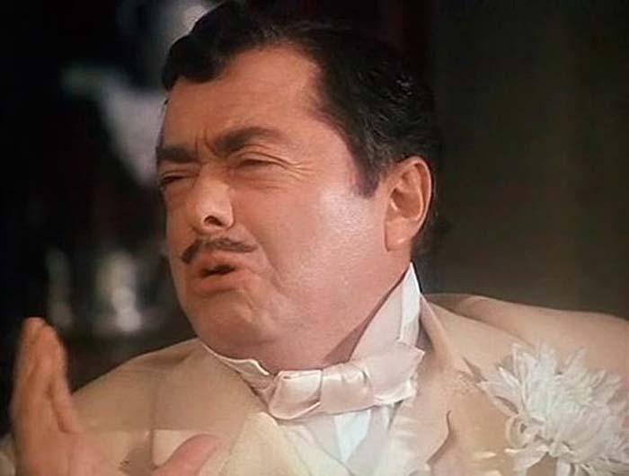 Роман Карцев в фильме *Биндюжник и король*, 1989 | Фото: vokrug.tv