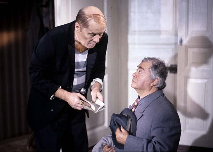 Кадр из фильма *Мастер и Маргарита*, 2005 | Фото: kinomania.ru