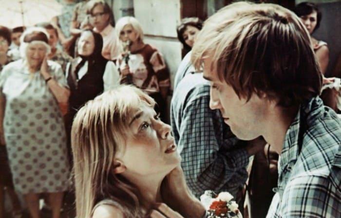 Кадр из фильма *Романс о влюбленных*, 1974 | Фото: liveinternet.ru