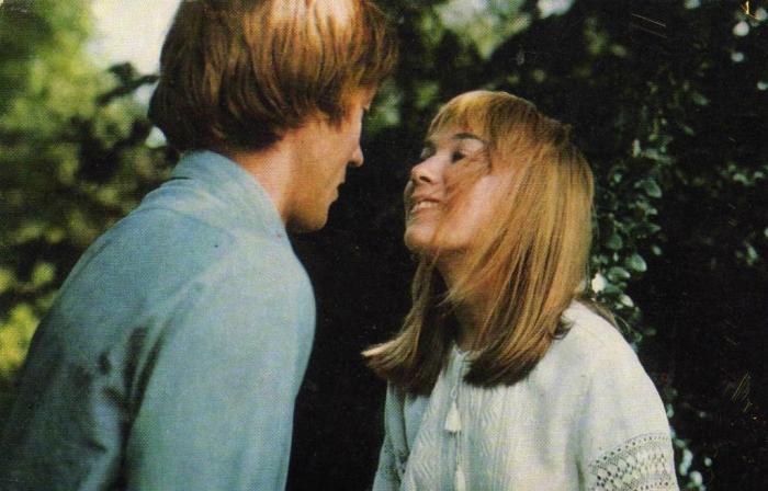 Кадр из фильма *Романс о влюбленных*, 1974 | Фото: ivi.ru