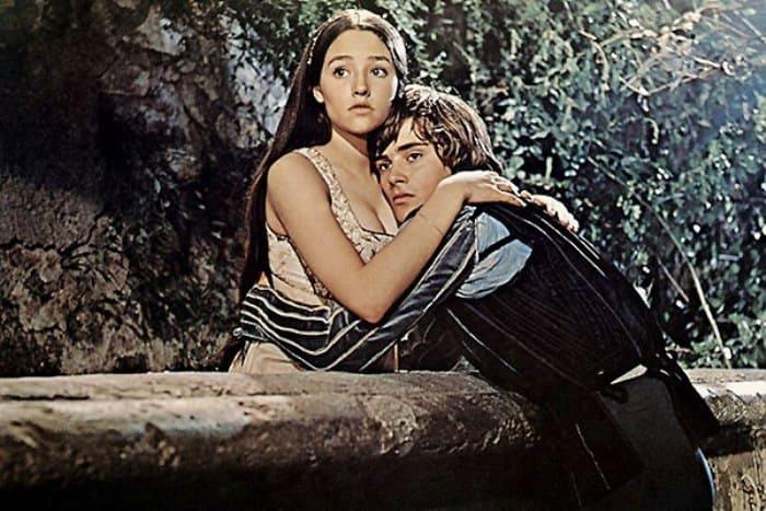 Кадр из фильма *Ромео и Джульетта*, 1968   Фото: tele.ru