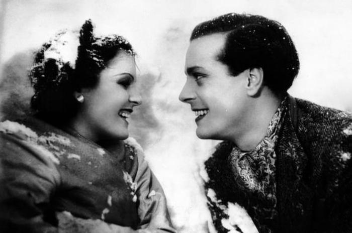 Родители Роми Шнайдер в фильме *Сон в зимнюю ночь*, 1935 | Фото: dw.com