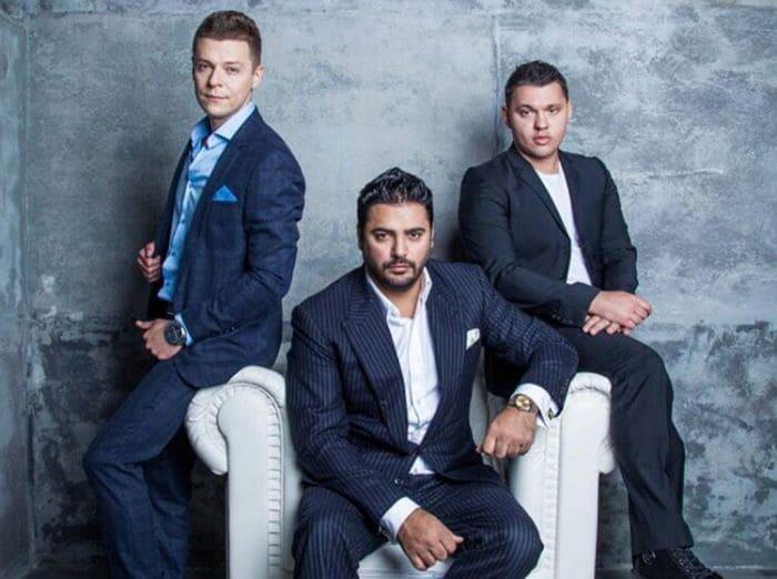 Новый состав группы *Корни*   Фото: sensum-club.pro
