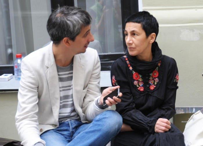 Константин Богомолов и Роза Хайруллина | Фото: starhit.ru
