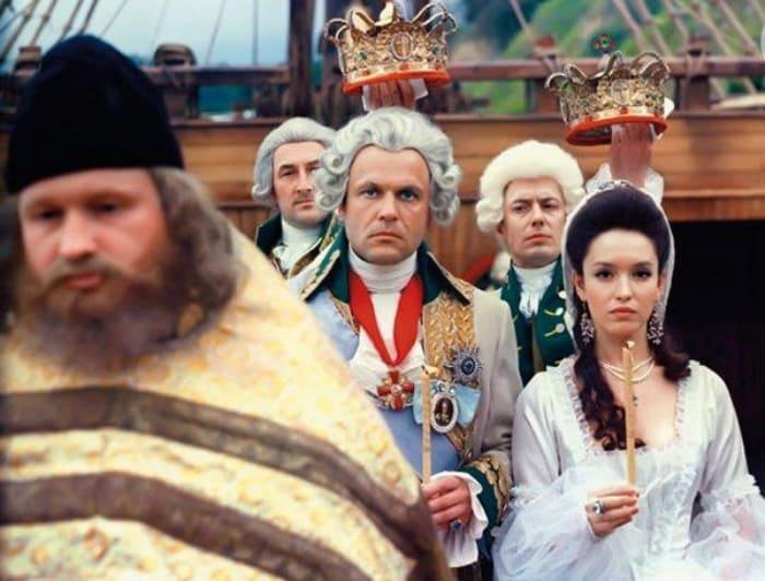 Кадр из фильма *Царская охота*, 1990 | Фото: 7days.ru