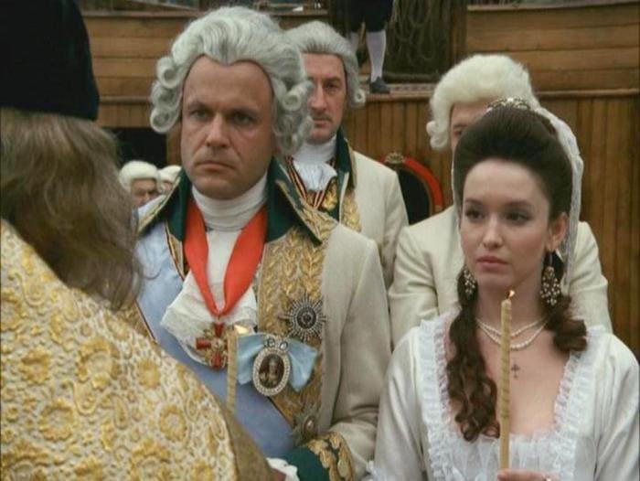 Кадр из фильма *Царская охота*, 1990 | Фото: yarwiki.ru