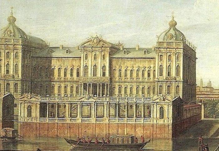 Аничков дворец, подаренный Елизаветой Петровной графу А. Разумовскому | Фото: liveinternet.ru
